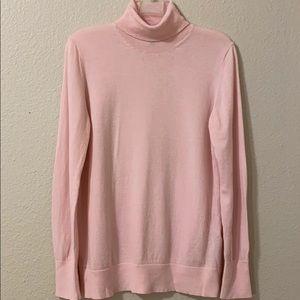 Banana Republic Pink Merino Wool Sweater